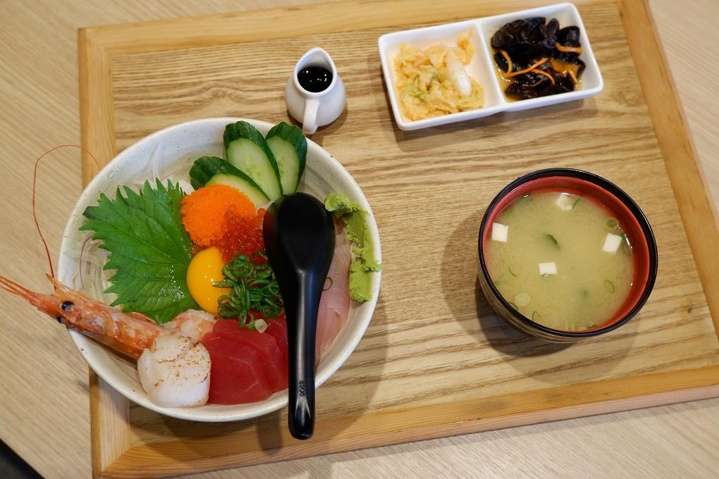 【新北 三重】北魂丼和食處 蘆洲三重日式料理,生魚片丼飯,握壽司 @貝大小姐與瑞餚姐の囂脂私蜜話