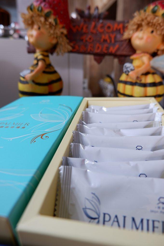 【新北 新莊伴手禮】萌焙司蝴蝶曲奇禮盒 網購名店 @貝大小姐與瑞餚姐の囂脂私蜜話