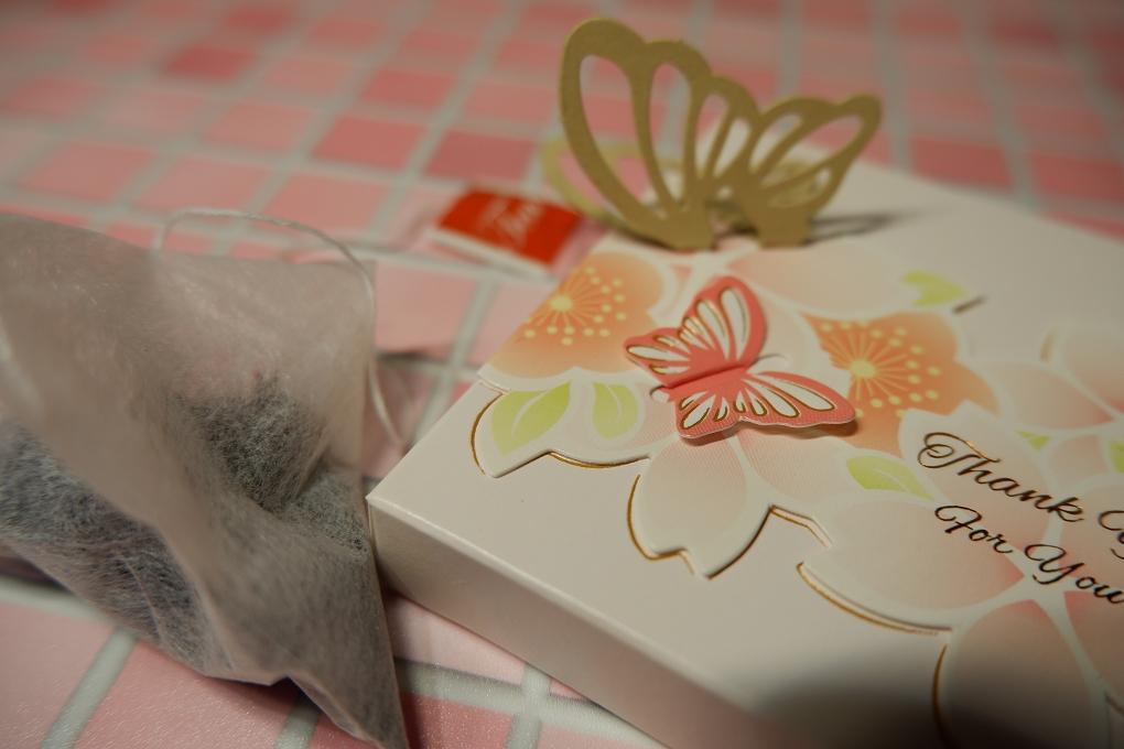 【臺灣創意茶包推薦】一杯創意-花舞福蝶 紅玉紅茶 @貝大小姐與瑞餚姐の囂脂私蜜話