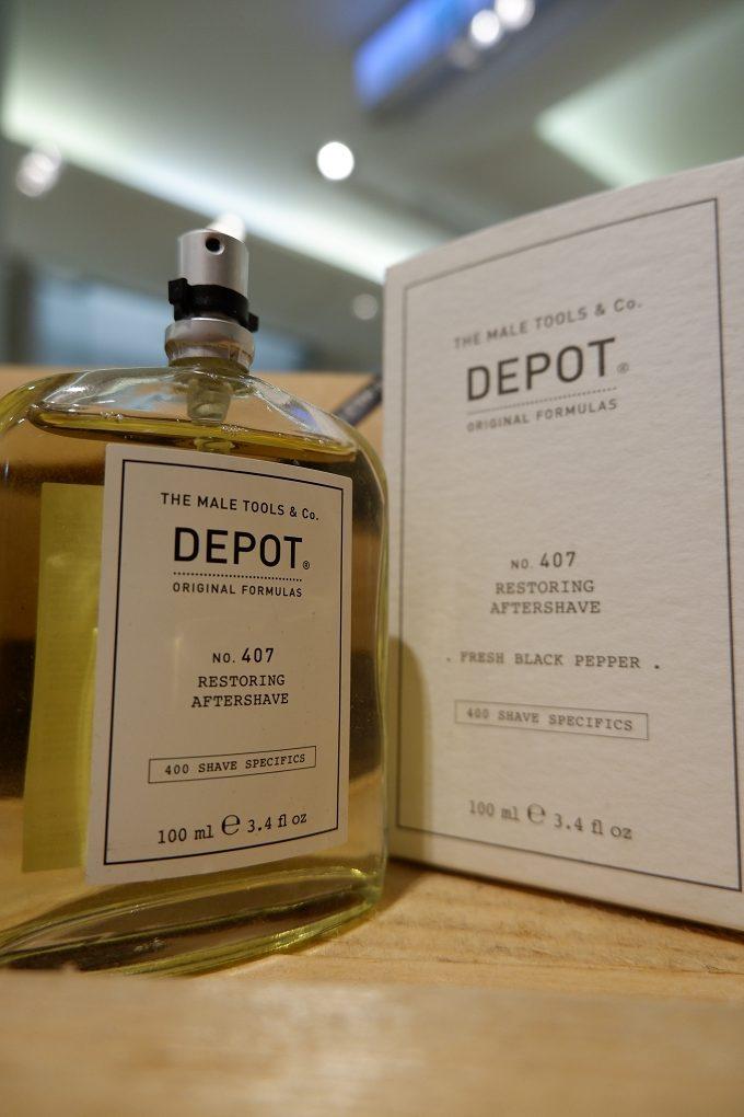 【義大利男士領導品牌】DEPOT 品牌旗艦店 男士保養推薦、男士理容推薦 @貝大小姐與瑞餚姐の囂脂私蜜話
