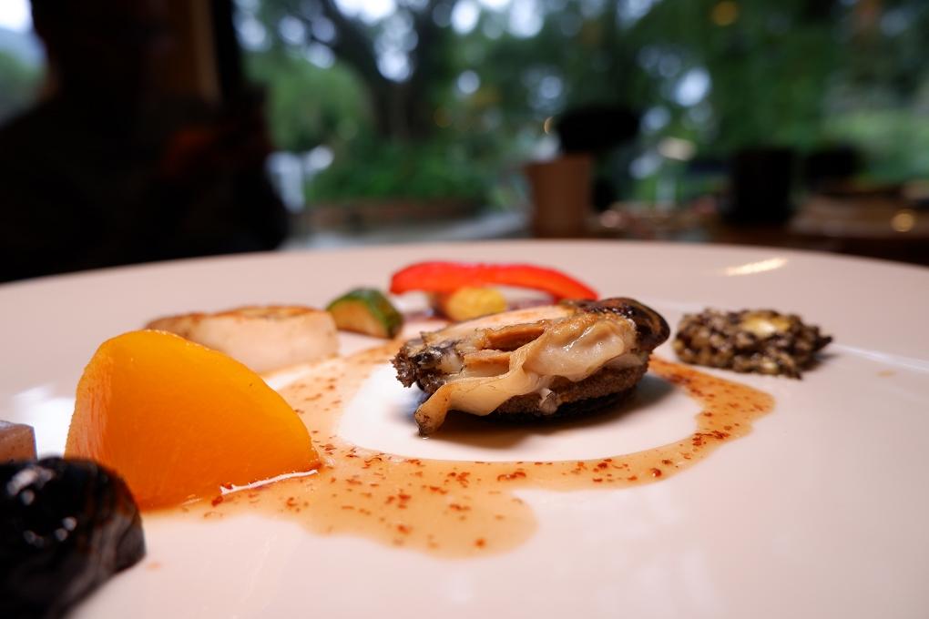 【士林鐵板燒】潼精緻鐵板料理至善店 外雙溪餐廳 / 至善路景觀餐廳 @貝大小姐與瑞餚姐の囂脂私蜜話