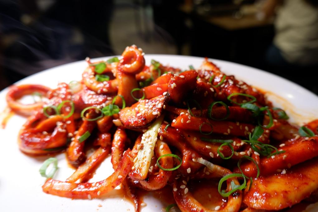 【板橋韓式燒肉推薦】首爾花漾豬 板橋府中店 @貝大小姐與瑞餚姐の囂脂私蜜話