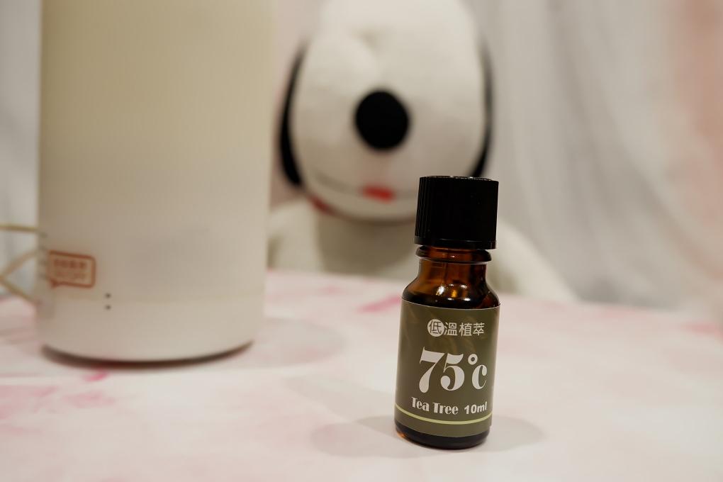 【葛瑞絲香草田grace+me】75度c低溫植萃100%澳洲茶樹精油 @貝大小姐與瑞餚姐の囂脂私蜜話