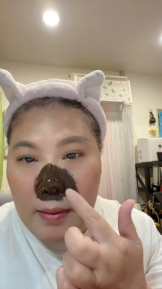 【疫起在家找事做】巧克力毛孔速淨面膜 #好家在我在家 @貝大小姐與瑞餚姐の囂脂私蜜話