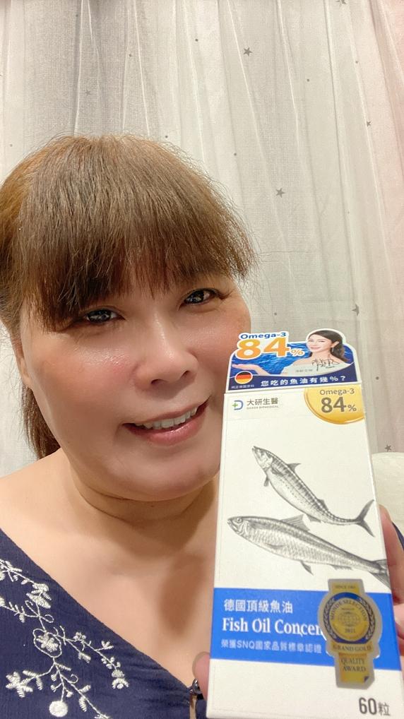 【好物推薦】大研生醫 德國頂級魚油 Omega3高達84%以上含量的魚油才是最有智慧的選擇 @貝大小姐與瑞餚姐の囂脂私蜜話