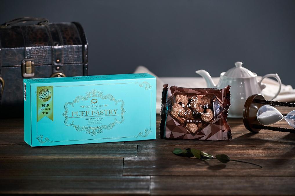 【網購中秋節禮盒】萌焙司千層酥禮盒 為你傳遞愛的力量 @貝大小姐與瑞餚姐の囂脂私蜜話