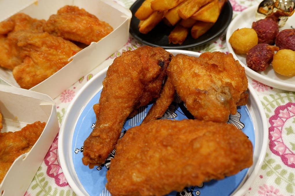【台北 天母炸雞】JK美式炸雞 吃炸雞就是能讓心情變爽啊! @貝大小姐與瑞餚姐の囂脂私蜜話
