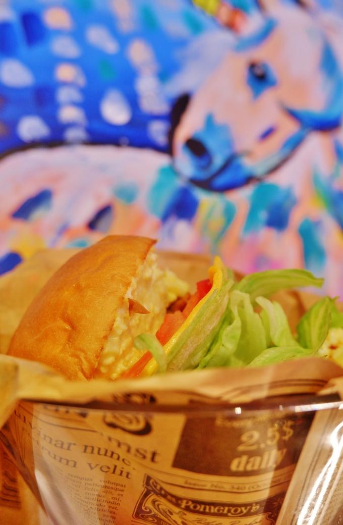 【小巨蛋 早午餐】讓我想享 蔬食早午餐 / 素食早午餐 @貝大小姐與瑞餚姐の囂脂私蜜話