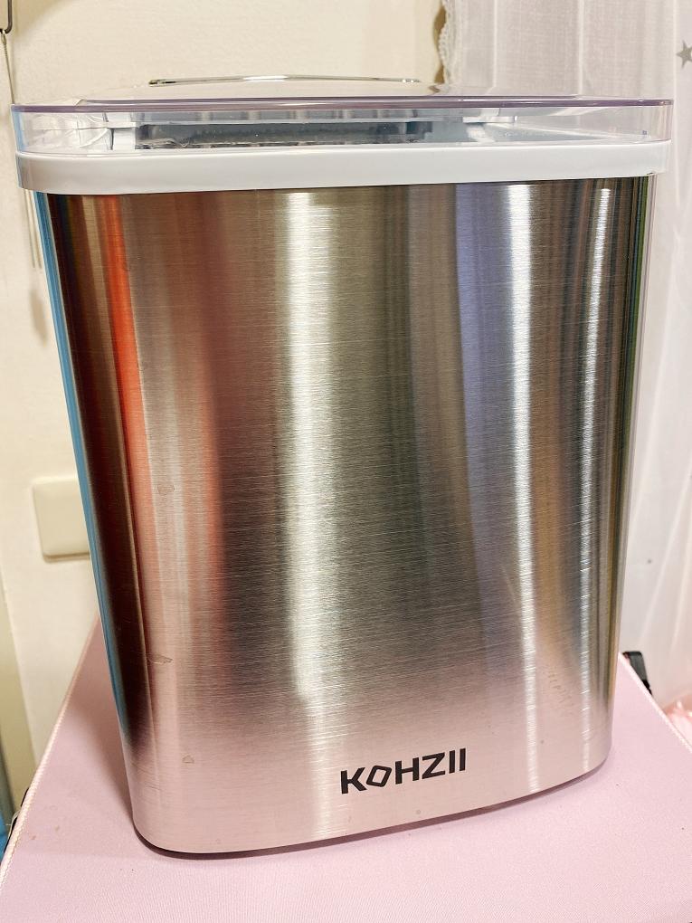 【製冰機開箱】KOHZII 康馳 微電腦全自動製冰機 KIM1200 @貝大小姐與瑞餚姐の囂脂私蜜話