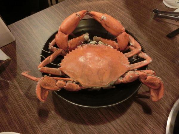 @台北美食@ 八腳老大粥火鍋  再費工也要吃螃蟹鍋! @貝大小姐與瑞餚姐の囂脂私蜜話
