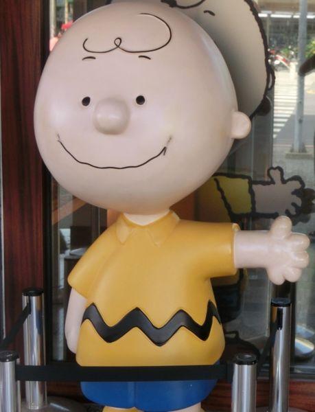查理布朗咖啡 Charlie Brown Café Taiwan @貝大小姐與瑞餚姐の囂脂私蜜話