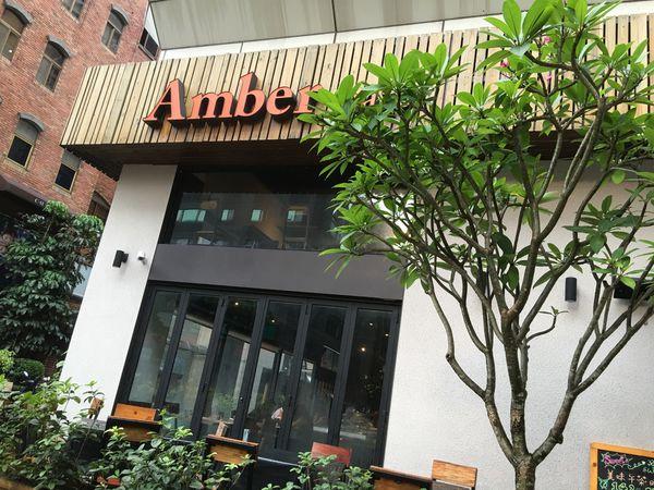 【台北 信義安和站】Amber Café @貝大小姐與瑞餚姐の囂脂私蜜話