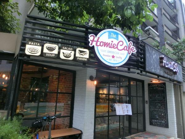 【紀念文】Homie Café(歇業) @貝大小姐與瑞餚姐の囂脂私蜜話