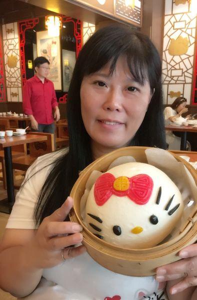 【香港 佐敦食記】Hello Kitty中菜軒 @貝大小姐與瑞餚姐の囂脂私蜜話