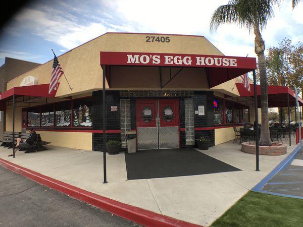 【美國 特曼庫拉美食】Mo's Egg House @貝大小姐與瑞餚姐の囂脂私蜜話