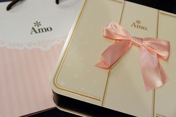 【喜餅禮盒】Amo阿默-TeAmo幸福寶盒 @貝大小姐與瑞餚姐の囂脂私蜜話
