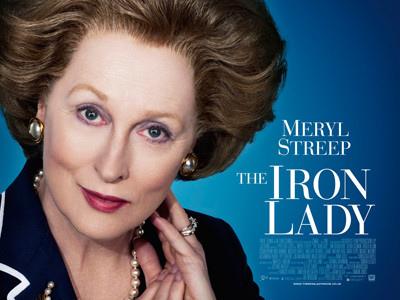 【電影】鐵娘子:堅固柔情 The Iron Lady @貝大小姐與瑞餚姐の囂脂私蜜話