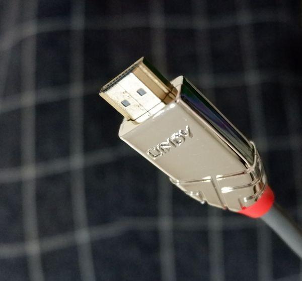 【影音好物推薦】LINDY-CROMO鉻系列HDMI 2.0(Type-A) 公to公 傳輸線-37872 @貝大小姐與瑞餚姐の囂脂私蜜話