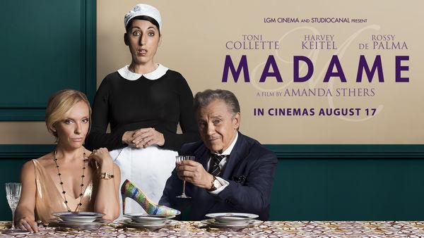 【電影】Madame @貝大小姐與瑞餚姐の囂脂私蜜話
