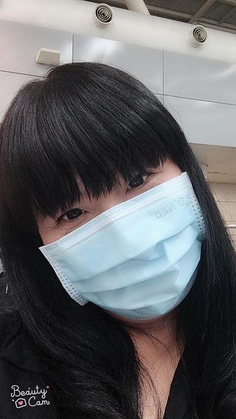 【生活好物】ShiNeo旭諾 拋棄式防霧氣密口罩 @貝大小姐與瑞餚姐の囂脂私蜜話