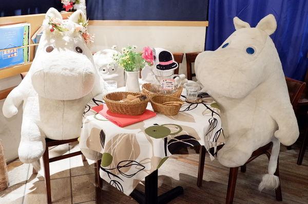 【日本 福岡市博多區】moomin bakery & cafe @キャナルシティ博多│嚕嚕米咖啡 @貝大小姐與瑞餚姐の囂脂私蜜話