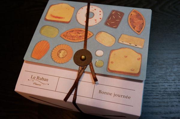 【台北 中秋禮盒】Le Ruban Pâtisserie法朋 美好饗宴禮盒 @貝大小姐與瑞餚姐の囂脂私蜜話