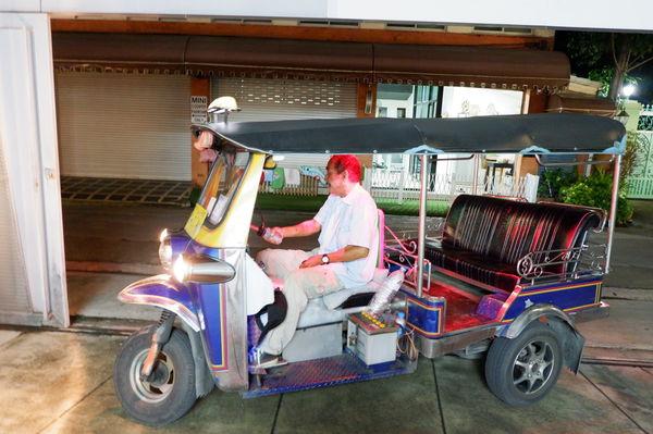 【泰國 曼谷】嘟嘟車 城市漫遊趣 @貝大小姐與瑞餚姐の囂脂私蜜話