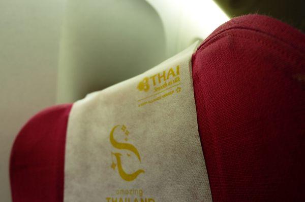【泰國 曼谷】Thai Airways泰國航空 @貝大小姐與瑞餚姐の囂脂私蜜話