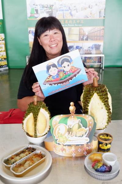 【泰國 曼谷參訪】Queen Frozen Fruit Co. Ltd 皇后冷凍榴槤加工廠 @貝大小姐與瑞餚姐の囂脂私蜜話