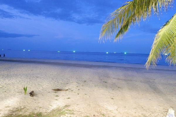 【泰國 春蓬府】Tung Wua Laen Beach 童瓦蘭海灘 @貝大小姐與瑞餚姐の囂脂私蜜話