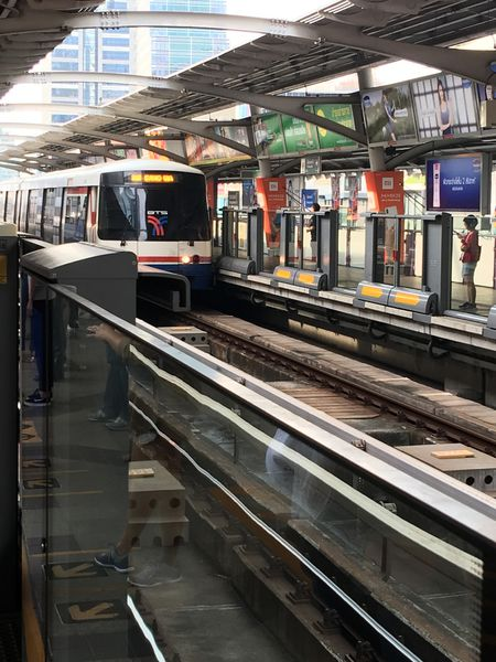 【泰國 曼谷交通】BTS空鐵、MRT捷運、City Line、AirPort Line機場線 @貝大小姐與瑞餚姐の囂脂私蜜話