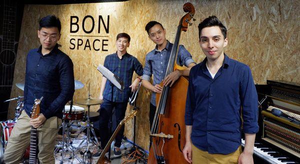 【Jazz音樂會】Julian Moreen Quartet音樂會 @貝大小姐與瑞餚姐の囂脂私蜜話