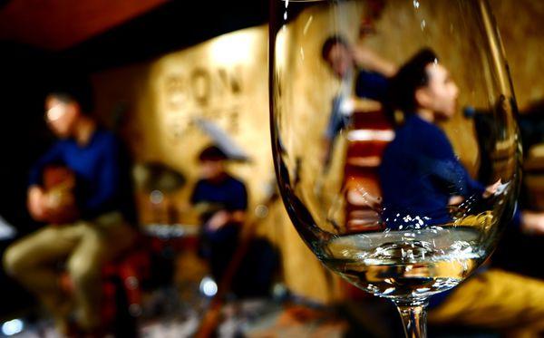【台北 葡萄酒】喝喝WINE HEHE X 爵士品酒音樂會 @貝大小姐與瑞餚姐の囂脂私蜜話