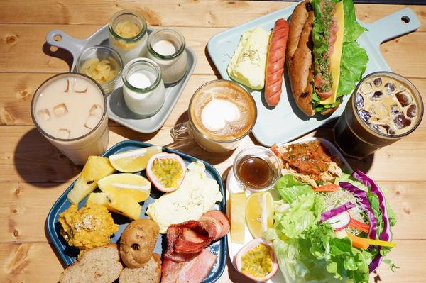 【台北 小巨蛋早午餐】鹿境早午餐 Arrival Brunch & Cafe @貝大小姐與瑞餚姐の囂脂私蜜話