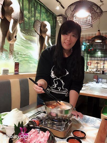 【台北 忠孝復興站美食】Thai cook 泰酷.泰國料理 @貝大小姐與瑞餚姐の囂脂私蜜話