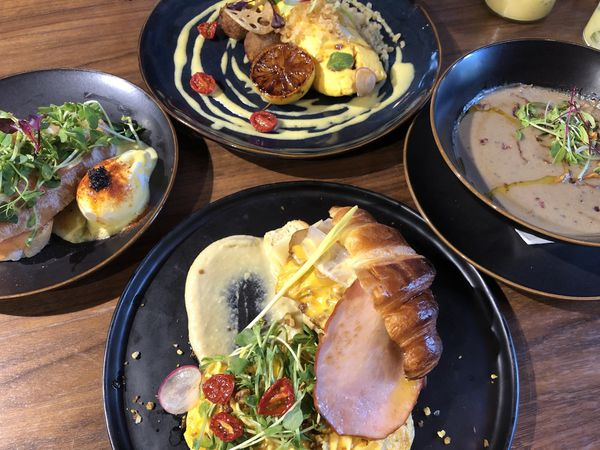 【台北 民生社區早午餐推薦】E G G Y。什麼是蛋澳式早午餐、松山區早午餐推薦 @貝大小姐與瑞餚姐の囂脂私蜜話