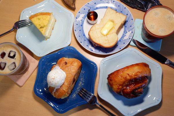 【新竹 北區】吉十咖啡 肉桂捲 甜點烘焙GODSPEED CAFÉ & BAKERY @貝大小姐與瑞餚姐の囂脂私蜜話