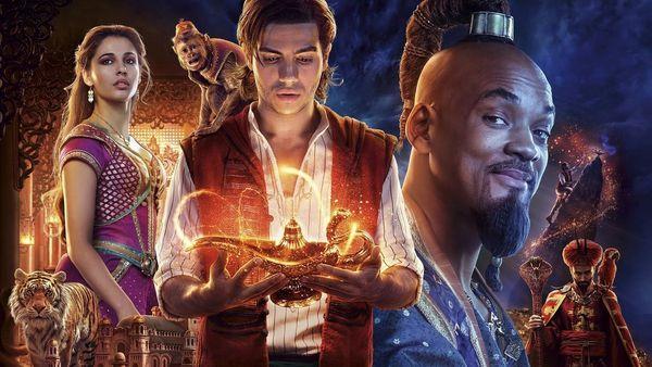 【迪士尼電影】阿拉丁Aladdin 2019 真人版 @貝大小姐與瑞餚姐の囂脂私蜜話