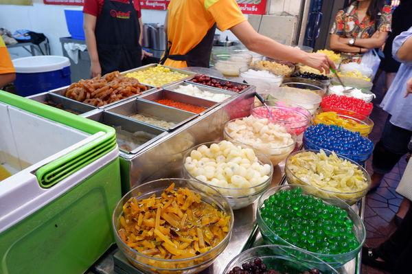 【泰國曼谷大皇宮】傳統冰店Cheng Sim Ei เช็งซิมอี๊ เสาชิงช้า @貝大小姐與瑞餚姐の囂脂私蜜話