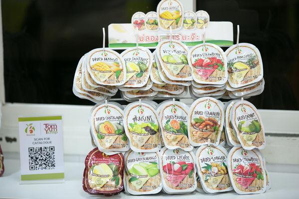 【T Mark品牌】Thai Tanya Interfood Co., Ltd. Benefruit果乾 @貝大小姐與瑞餚姐の囂脂私蜜話
