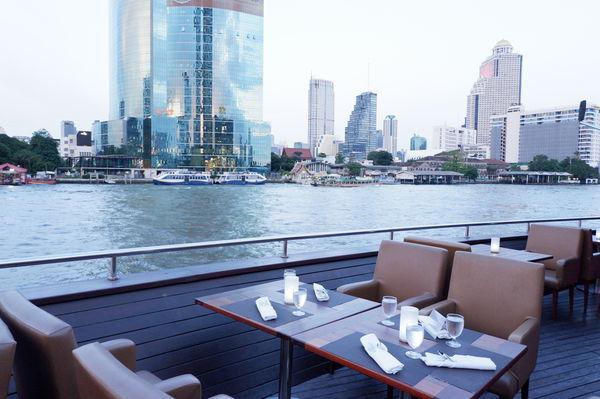 【曼谷浪漫遊船晚宴】Special Wonderful pearl cruise璀璨珍珠號遊船晚宴 @貝大小姐與瑞餚姐の囂脂私蜜話
