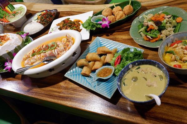 【泰精選,泰菜首選 台北】Thai Cook 泰酷.泰式料理 @貝大小姐與瑞餚姐の囂脂私蜜話