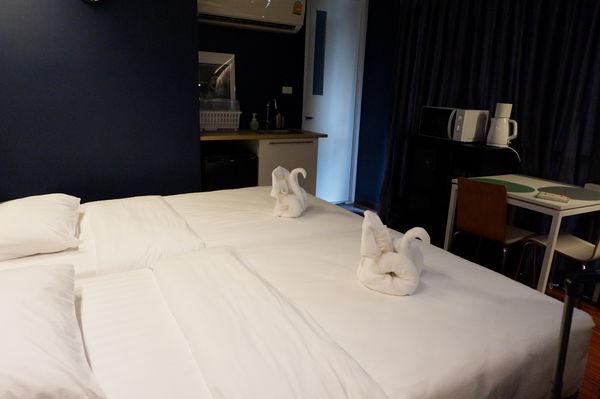 【泰國 曼谷】BTS Choung Nonsi站Airbnb 民宿 @貝大小姐與瑞餚姐の囂脂私蜜話