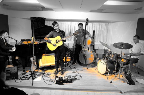 【爵士音樂會】Julian Moreen Quartet-爵士四重奏 @貝大小姐與瑞餚姐の囂脂私蜜話