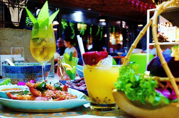 【台北 忠孝復興站餐酒推薦】Thai Cook泰酷泰國料理 週三調酒之夜 @貝大小姐與瑞餚姐の囂脂私蜜話
