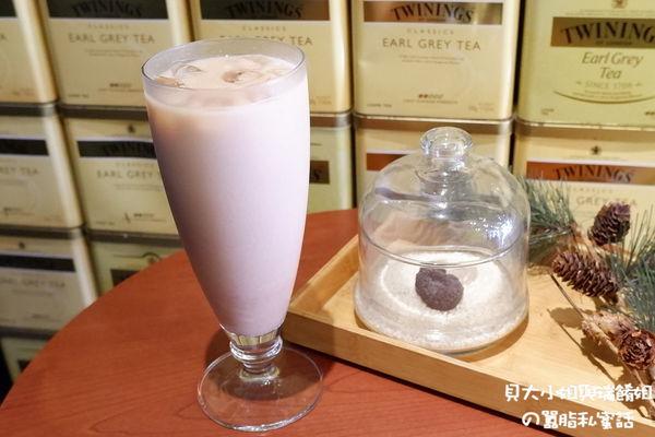 【台北 西門站手搖茶】iHERE tea & cafe 當地小茶館 @貝大小姐與瑞餚姐の囂脂私蜜話