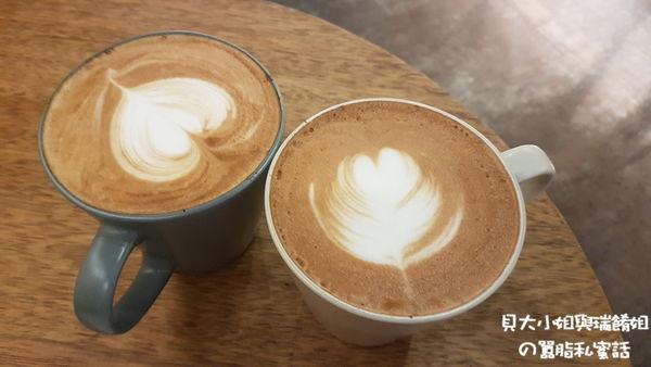 【品牌咖啡】歐客佬精品咖啡 新竹城隍店 @貝大小姐與瑞餚姐の囂脂私蜜話